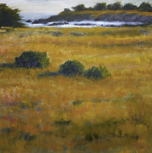 Oil 2016 Sea Ranch Early Morning