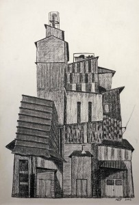 Charcoal 2016 Petaluma Mill